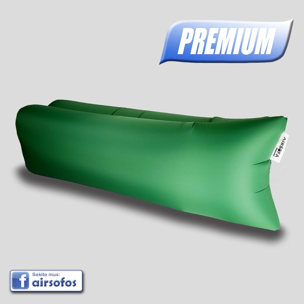 Žalia Airsofos PREMIUM Oro gultai Ormaišiai