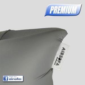Pilka Airsofa Premium oro gultas ormaišis